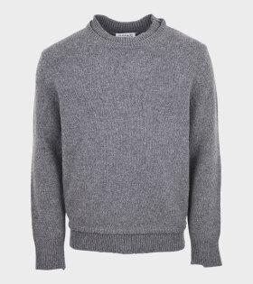 Maison Margiela - Relaxed Knit Grey