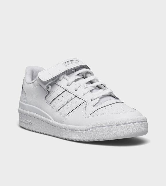 Adidas  - Forum Low White