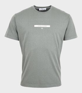 Stone Island - Logo T-shirt Army Green