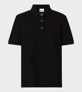 Burberry - W Malleco Polo Black