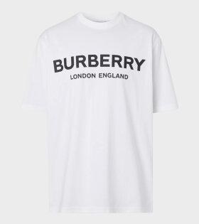 Burberry - Letchford T-shirt White