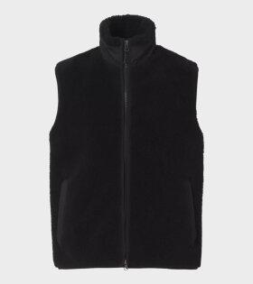 Burberry - W Hillend Vest Black