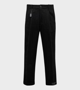 Moncler X Fragment - Genius Pantalone Pants Black