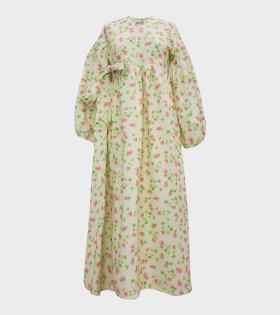 Sabina Sommer - Alyssa 4-Leaf Dress Multicolour