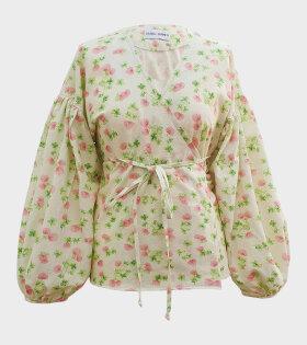 Sabina Sommer - Kamma 4-leaf Shirt Multicolour
