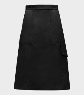 Moncler - Gonna Skirt Black