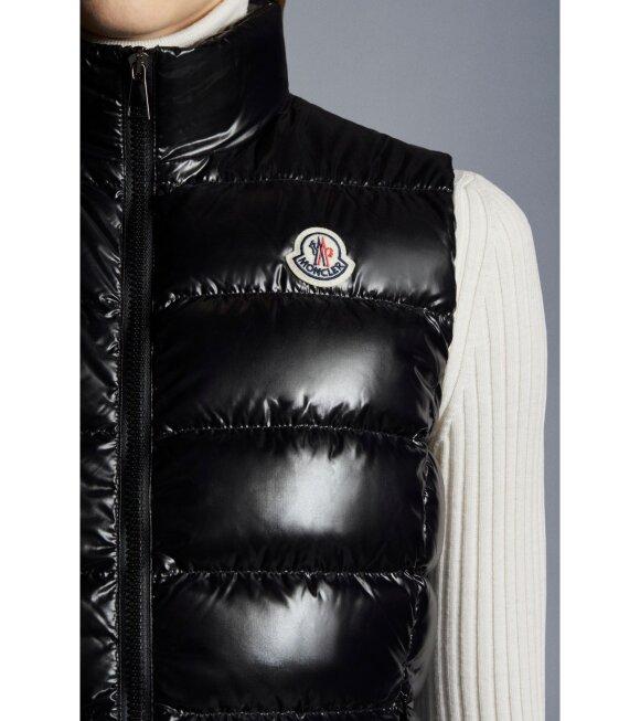 Moncler - Ghany Vest Black