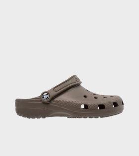 Crocs - Classic Clogs Chocolate