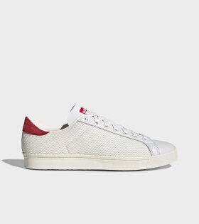 Adidas  - Rod Laver Vintage White/Red