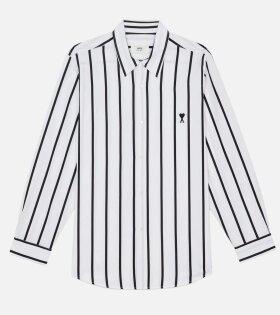 Ami de Coeur Summer Fit Shirt White