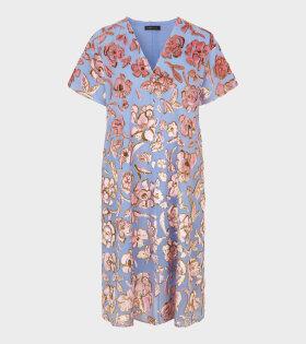 Jemma Dress Blue