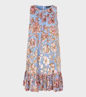 Kenna Dress Blue