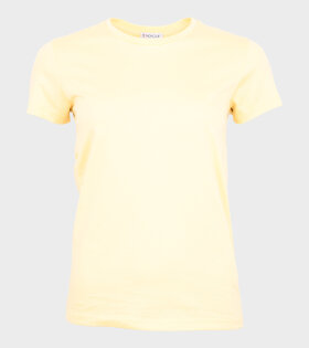 Logo T-shirt Light Yellow