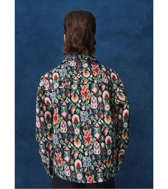 Sunflower - Flower Jacket Multi