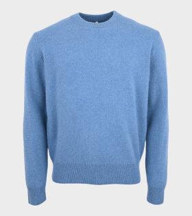 Moon Sweater Blue