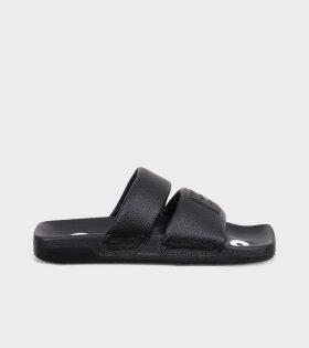 Acne Studios - Flat Sandals Black