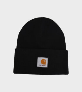 Carhartt WIP - Acrylic Watch Hat Black