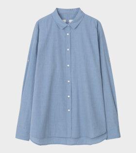 Aiayu - Shirt Deep Blue