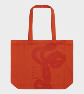 Mads Nørgaard  - Athene Recycled Bag Cherry Tomato