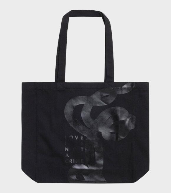Mads Nørgaard  - Athene Recycled Bag Black