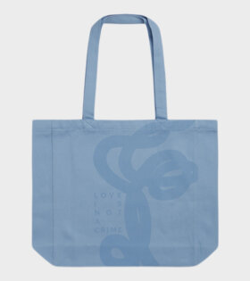 Mads Nørgaard  - Athene Recycled Bag Della Robbia Blue