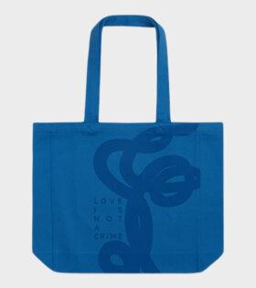 Mads Nørgaard  - Athene Recycled Bag Princess Blue