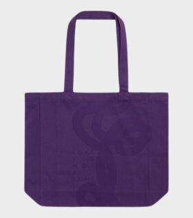 Mads Nørgaard  - Athene Recycled Bag Tillandsia Purple