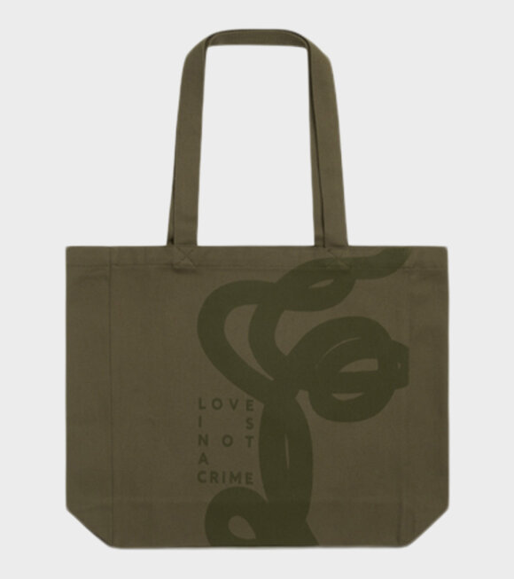 Mads Nørgaard  - Athene Recycled Bag Beech
