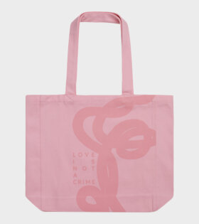 Mads Nørgaard  - Athene Recycled Bag Candy Pink