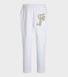 Mads Nørgaard  - Pino Pants White