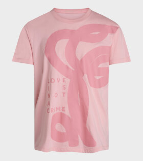 Mads Nørgaard  - Thor Tee Candy Pink