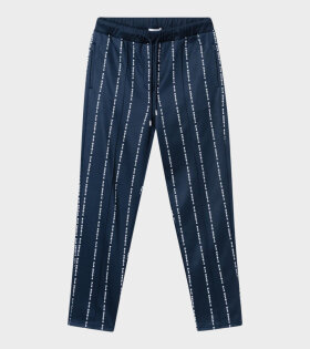 BLS - Martinez Pin Stripe Pants Navy