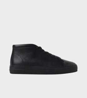 Leather Myles Black