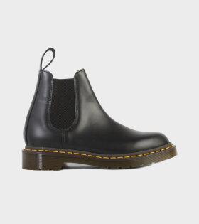 CDG x Dr. Martens Chelsea Boots Black