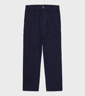 Ruck Single Knee Pant Blue