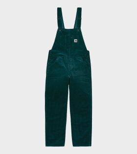 Bib Overall Dark Green