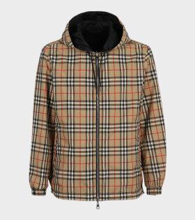 Burberry - W Reversible Vintage Jacket Archive Beige