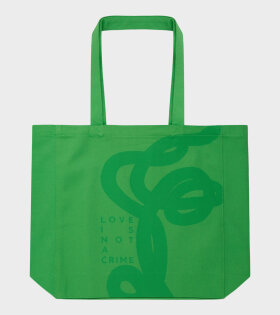 Mads Nørgaard  - Athene Recycled Bag Classic Green
