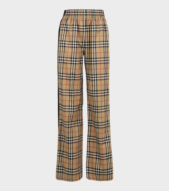 Burberry - Louane Casual Pants Archive Beige