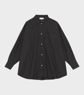 Edgar Shirt Black