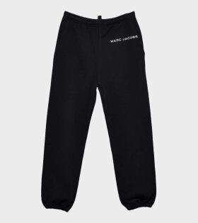 Marc Jacobs - The Sweatpants Black