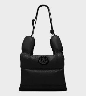 Moncler - Legere Tote Medium Bag Black