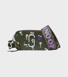 Snapshot Peanuts Bag Green - dr. Adams