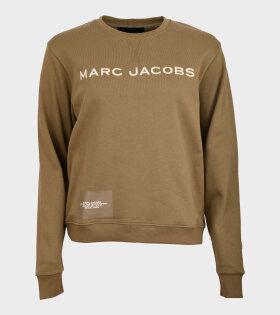 Marc Jacobs - The Sweatshirt Slate Green