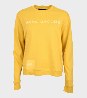 Marc Jacobs - The Sweatshirt Pomelo Yellow