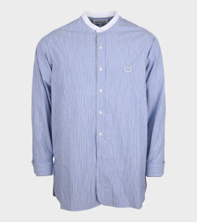 Striped Shirt Blue - dr. Adams