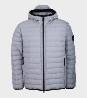 O-Cotton / R-Nylon Tela Jacket Grey
