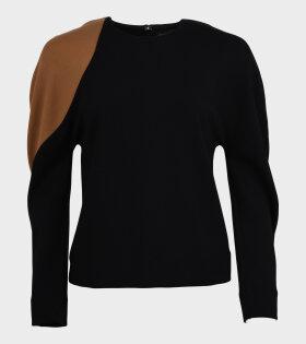 Stine Goya - Clarissa Fancy Sweatshirt Black