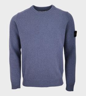 Classic Knit Blue