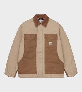 OG Arctic Coat Beige/Brown